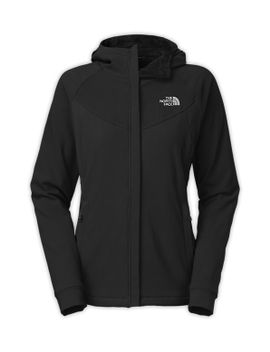 women's-maddie-raschel-hoodie by the-north-face