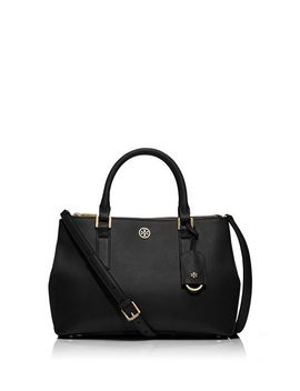 robinson-mini-double-zip-tote by tory-burch