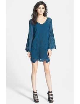 astr-bell-sleeve-shift-dress by astr-the-label