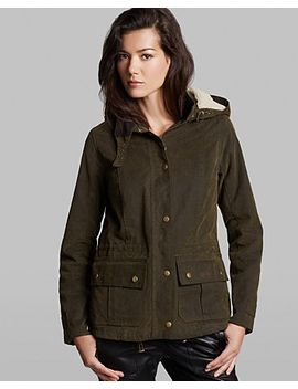 jacket---convoy by barbour