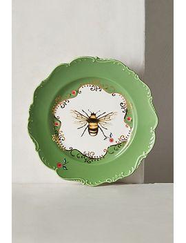 natural-world-dessert-plate by anthropologie