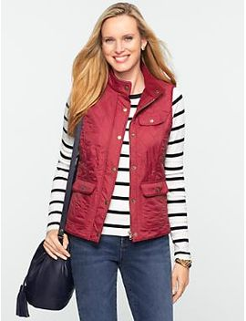 quilted-vest by talbots