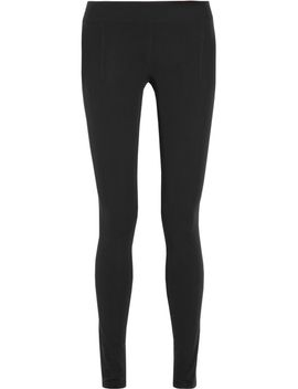 stretch-twill-leggings by helmut-lang