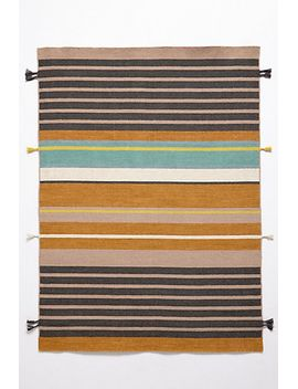 mahal-flatweave-rug by anthropologie