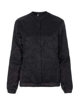satin-embroidered-bomber-jacket by topshop