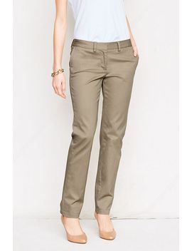 womens-petite-true-slim-chino-pants- by lands-end