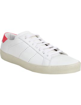 court-classic-low-top-sneakers by saint-laurent