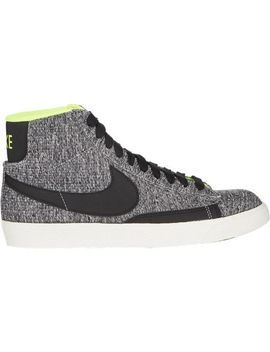 blazer-mid-textile-sneakers by nike