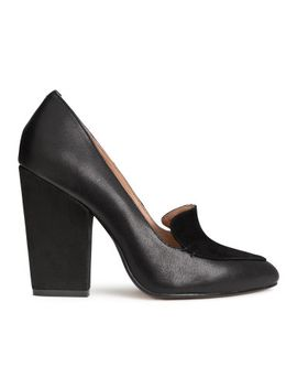leather-pumps by h&m