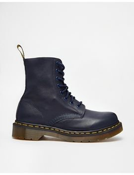 dr-martens-core-pascal-8-eye-blue-boots by dr-martens