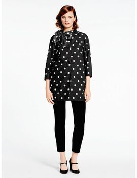 deco-dot-dorothy-coat by kate-spade