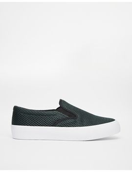 asos-dialog-mesh-sneakers by asos-collection