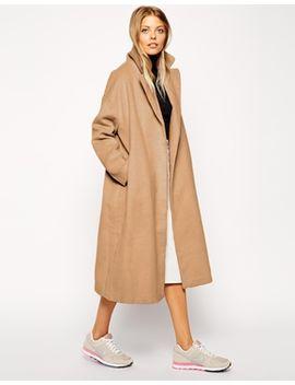 asos-coat-in-relaxed-oversized-fit by asos-collection