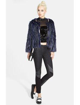 patchwork-skinny-jeans by blanknyc