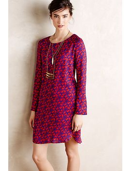 fluttermill-tunic by anthropologie
