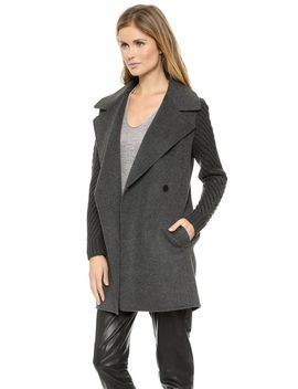 sweater-sleeve-coat by vince