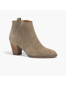the-billie-boot-in-suede by madewell