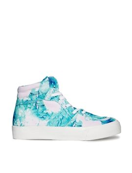 asos-daylight-hi-top-trainers by asos-collection