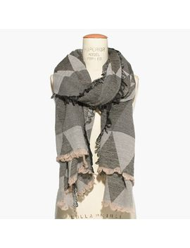 mountain-shadow-scarf by madewell