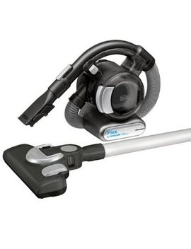 black+decker-bdh2020flfh-max-lithium-flex-vacuum-with-stick-vacuum-floor-head-and-pet-hair-brush,-20-volt---cordless by black+decker