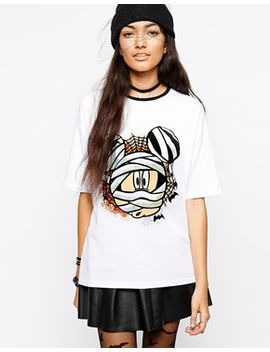 asos-t-shirt-with-mickey-mouse-print by asos-collection