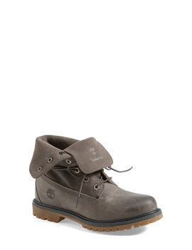 waterproof-leather-boot by timberland