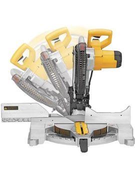 dewalt-dw715-15-amp-12-inch-single-bevel-compound-miter-saw by dewalt