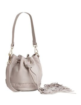 leather-bag by h&m