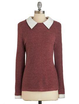 wine-appreciation-sweater-in-bordeaux by modcloth