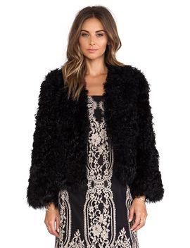 kalgan-lamb-fur-jacket by anna-sui