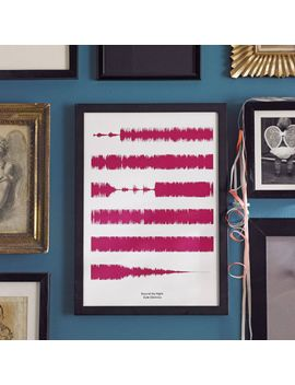 personalised-favourite-song-soundwaves-print by yve-print-co