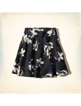 divers-cove-neoprene-skater-skirt by hollister
