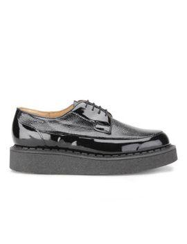 purified-mens-creeper-high-shine-shoes---black by purified