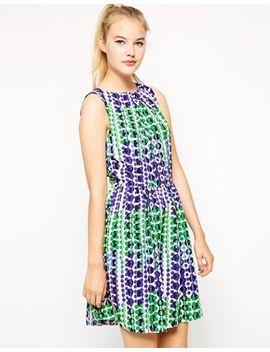 closet-bubble-print-dress by dress