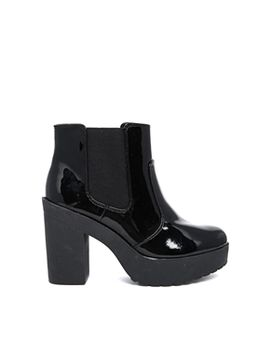 new-look-elephant-2-chunky-sole-heeled-ankle-boots by new-look