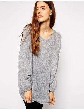 asos-oversized-sweater-in-soft-fabric by asos-collection