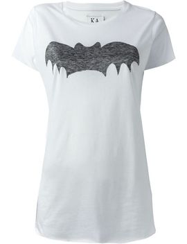 bat-print-t-shirt by zoe-karssen