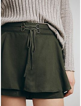 mountaineer-skort by free-people