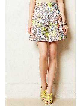 carte-neoprene-skirt by maeve