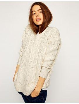 asos-aran-sweater by asos-collection
