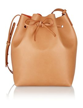 leather-bucket-bag by mansur-gavriel