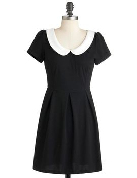record-time-a-line-dress-in-blackrecord-time-a-line-dress-in-black by modcloth