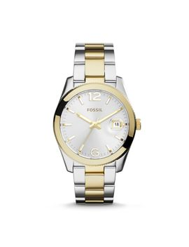 perfect-boyfriend-smoke-&-gold-tone-stainless-steel-watch by fossil