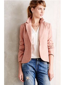 posy-blazer by anthropologie