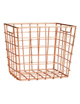 storage-basket by h&m
