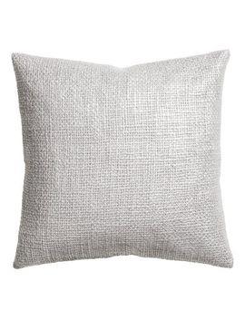 metallic-cushion-cover by h&m
