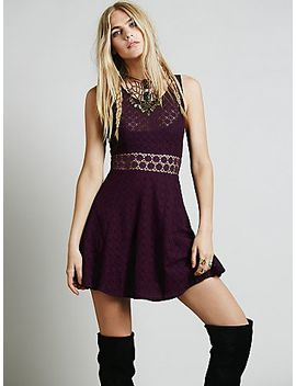 fitted-with-daisies-dress by free-people