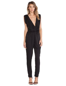 wrap-front-jumpsuit by charles-henry