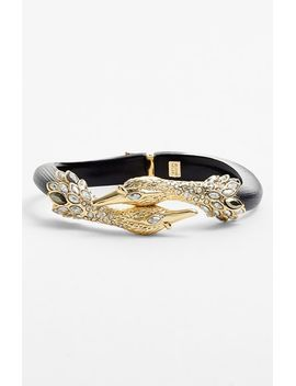 lucite®---imperial-swan-bracelet by alexis-bittar