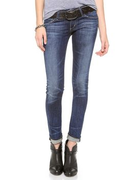 racer-lowrise-skinny-jeans by citizens-of-humanity